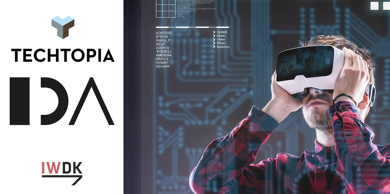 IDA and Techtopia x IWDK 2018