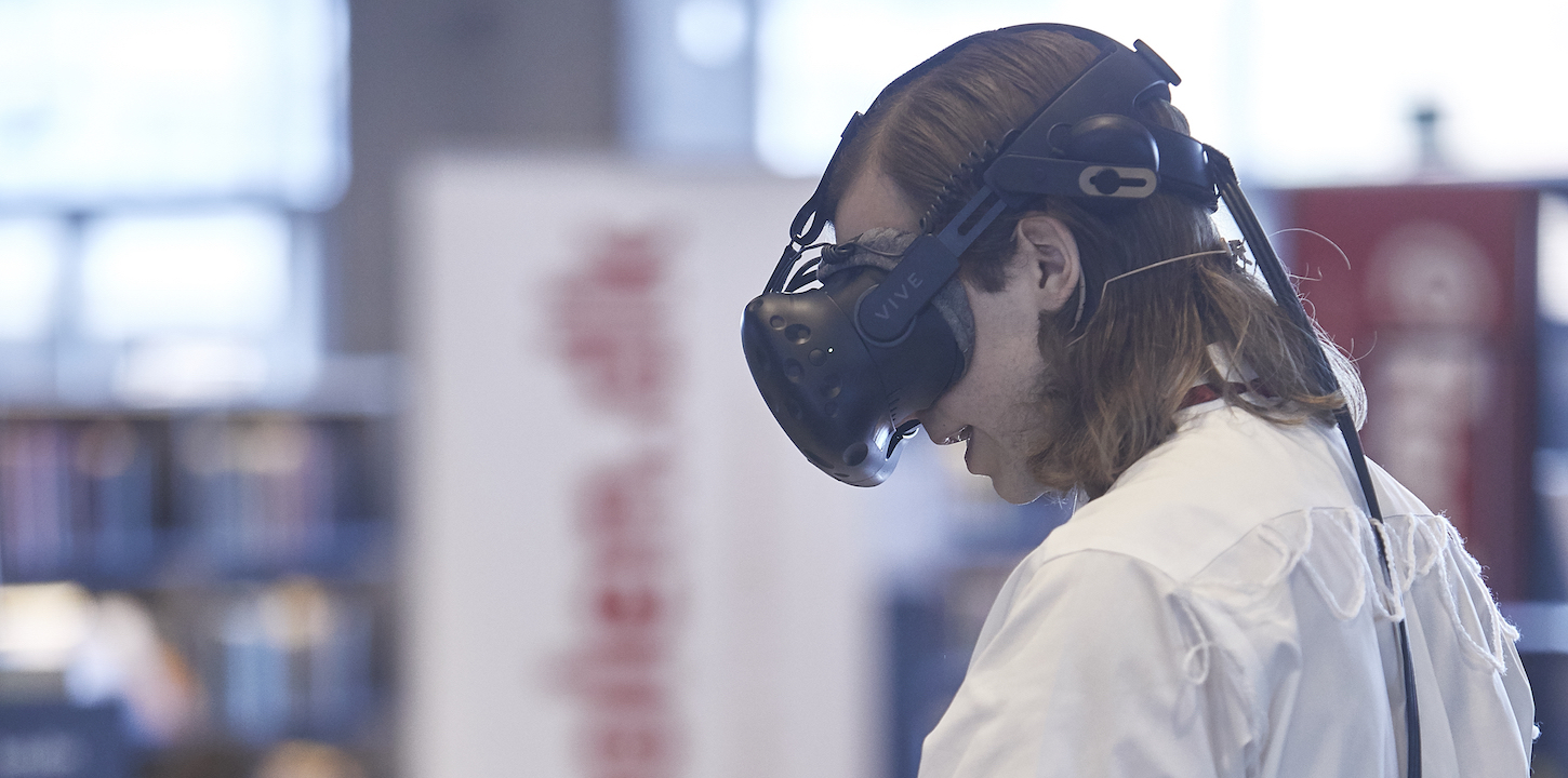 Åte VR – It all started with a project on digital death