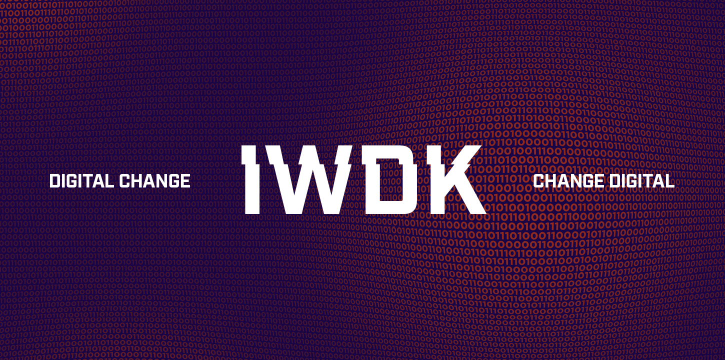 We reveal: The theme for IWDK2019