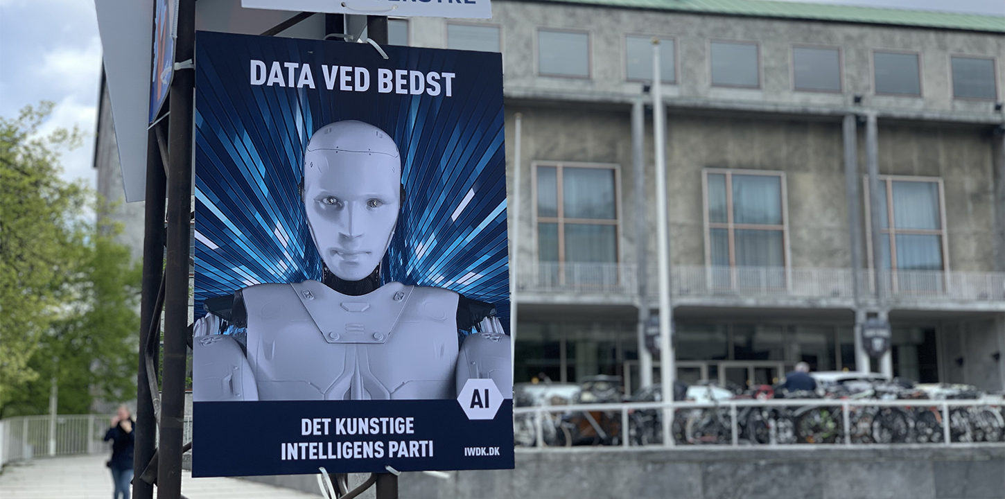 Would you vote for The Artificial Intelligence Party?